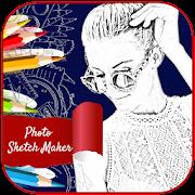Pencil Sketch : Photo Sketch Maker :Sketch Convert