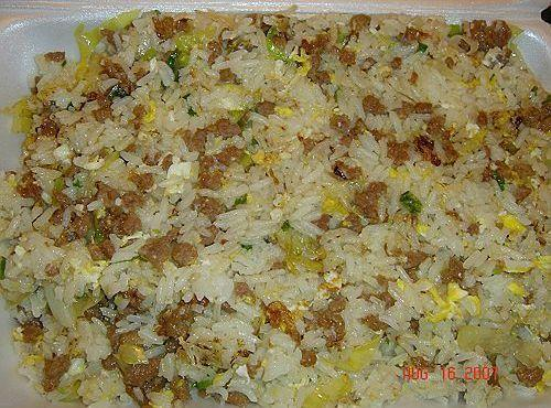 Chinese Beef Fried Rice Recipe