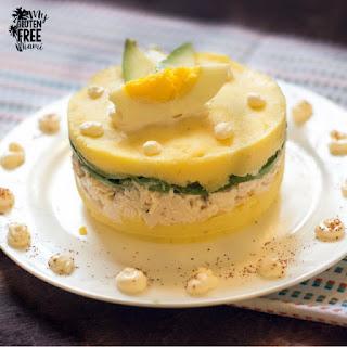 Peruvian Potatoes Egg Recipes