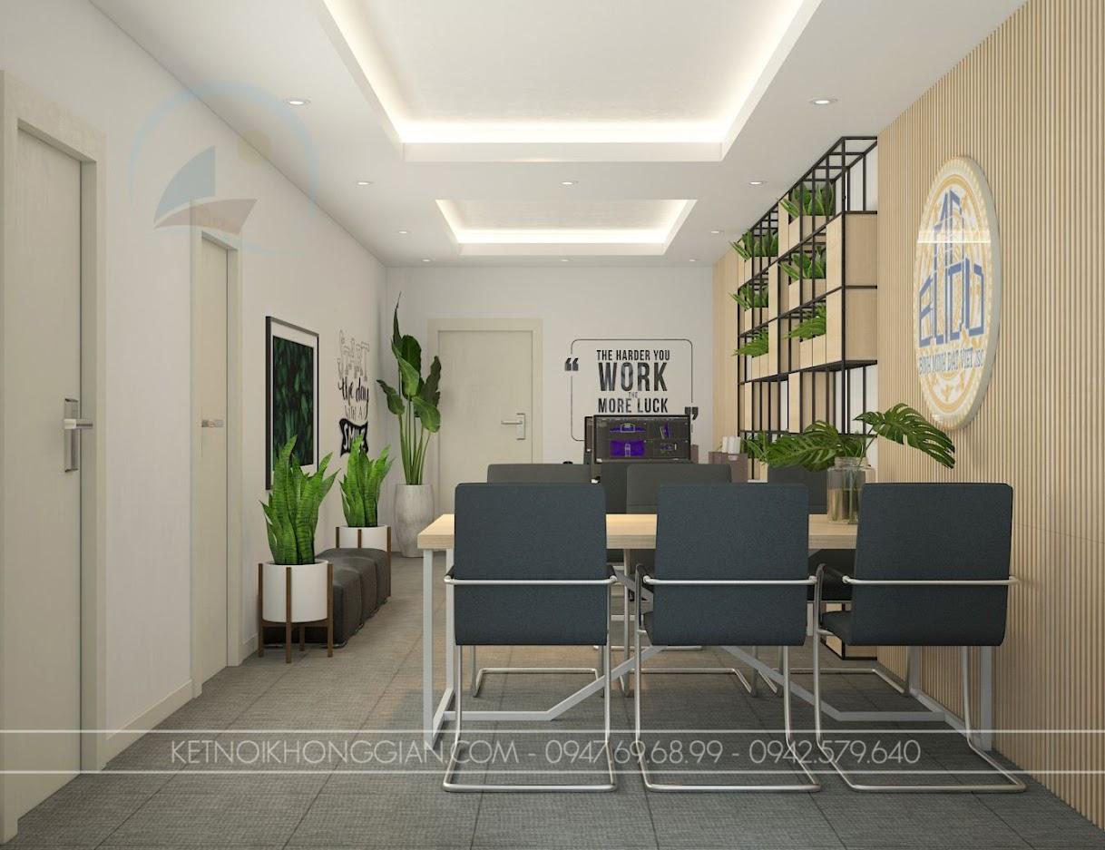 thiết kế văn phòng 1