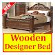 Wooden Designer Bed Download on Windows