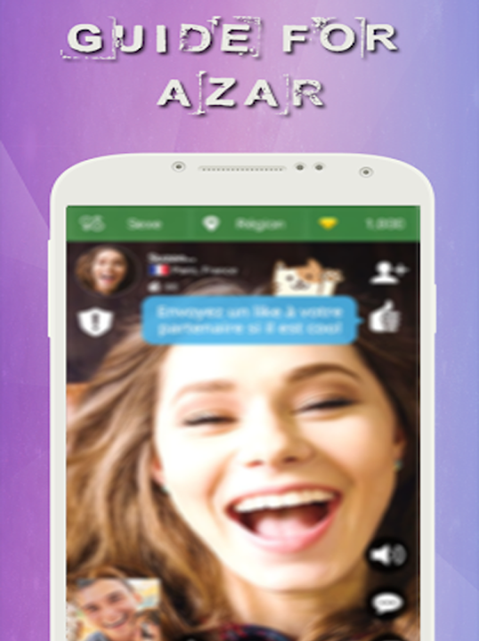 Live video chat app azar