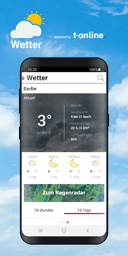 Wetter by t-online  screenshots 1