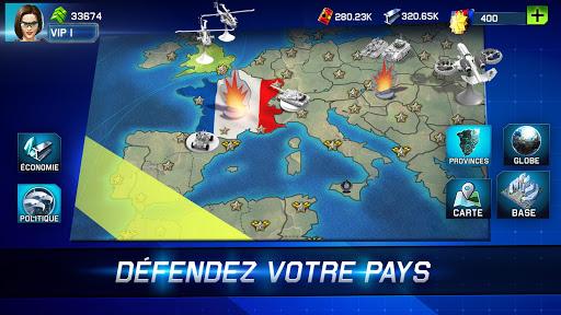 Télécharger War Planet Online: Jeu de stratégie en temps réel APK MOD (Astuce) screenshots 1