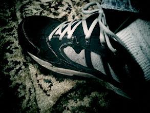 Photo: January 14: My Shoe