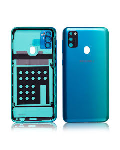 Galaxy M30s Back Cover Blue