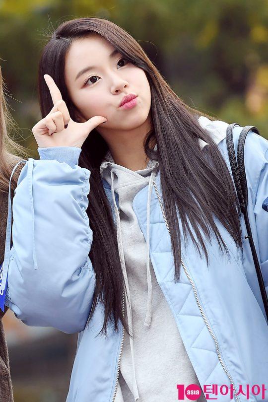 ChaeyoungPose7
