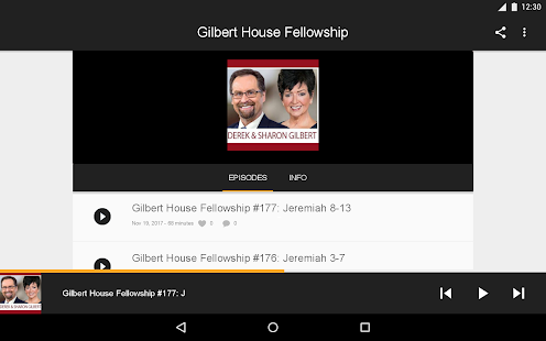 Gilbert House Fellowship- screenshot thumbnail