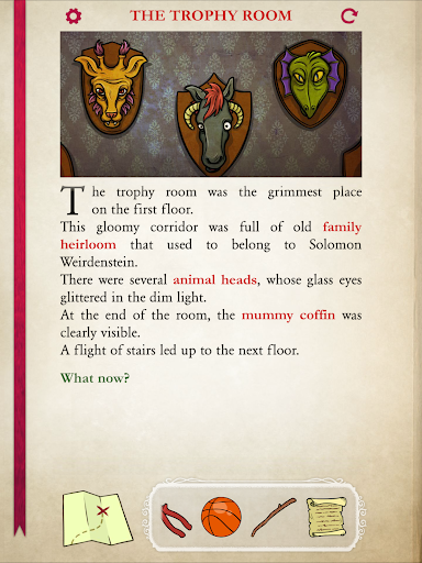 The Secret of Castel Lupo lite apkdebit screenshots 7