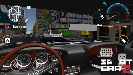 Sport Car : Pro parking - Drive simulator 2019  screenshots 5