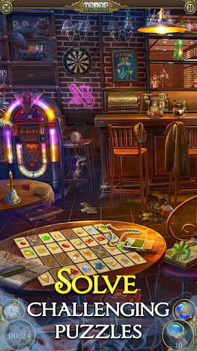 Hidden City: Hidden Object Adventure  screenshots 2