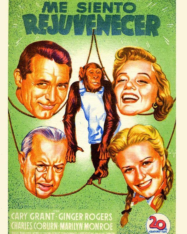 Me siento rejuvenecer (1952, Howard Hawks)