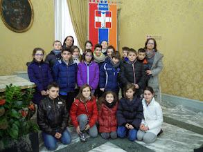 """Photo: 16/03/2013 - Scuola elementare """"Papa Giovanni XXIII"""" di Nichelino (To). Classe V A."""