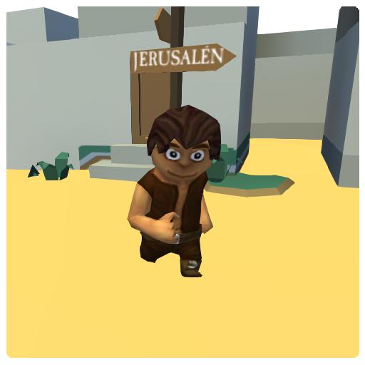 Aventuras de Nefi: Jerusalén 冒險 App LOGO-硬是要APP