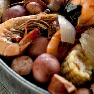 South Carolina Frogmore Stew (Low Country Boil)