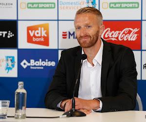 """De Decker legt overstap naar Gent uit: """"Duidelijk dat ik bij Antwerp niet meer in de plannen paste"""""""