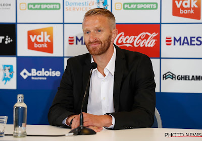 """La direction gantoise explique le choix du nouveau T2 : """"Wim De Decker m'a toujours impressionné"""""""