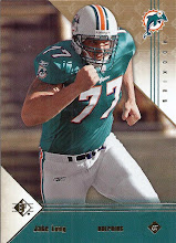 Photo: Jake Long 2008 SP Rookie Edition RC