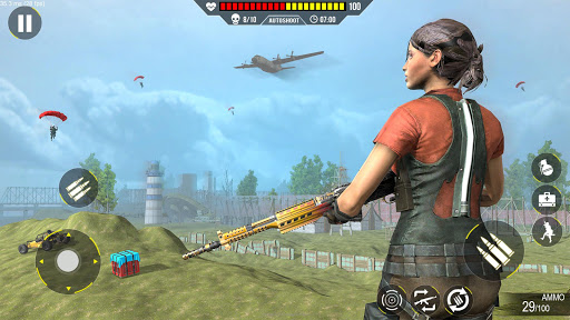 Commando Gun strike: FPS Shooting Games 2020 android2mod screenshots 7