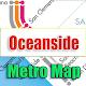 Oceanside USA Metro Map Offline APK