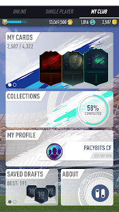 PACYBITS FUT 19 Screenshot