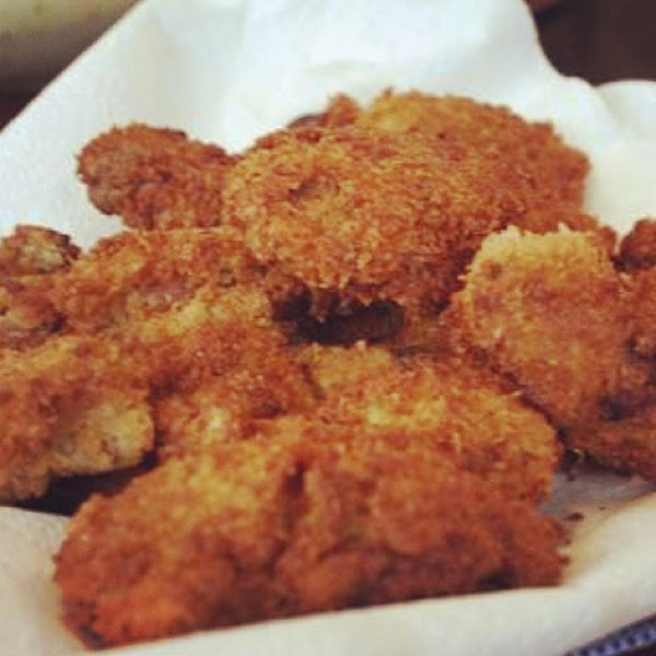 Fried Chicken Livers, Iris Recipe