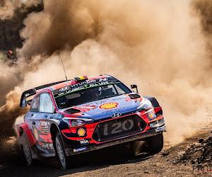 WRC schrapt laatste rally van het seizoen, Hyundai wint zo merkentitel