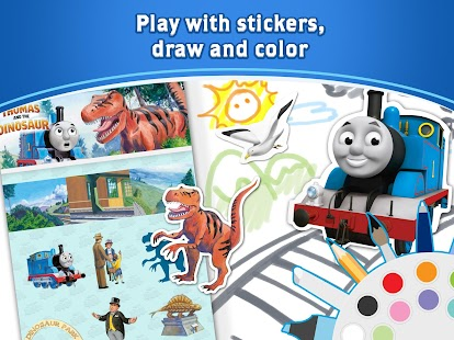 Thomas & Friends™: Read & Play (Unreleased)- screenshot thumbnail