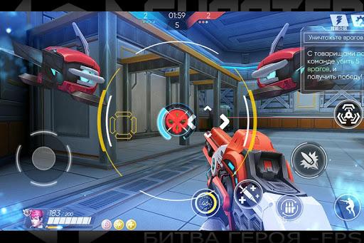 Shooter Of War-FPS:Битва героя 0.1.3.007 screenshots 3