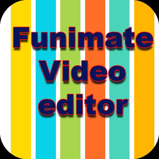 Video Editor Funimate 攝影 LOGO-玩APPs