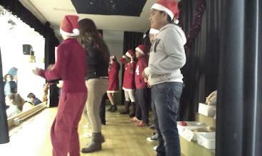 Photo: Alumnado de 6º: Feliz Navidad