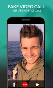 Fake Video Call : Fake Call With Girlfriend App Download For Android 4