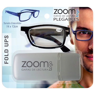 Gafas Zoom Togo Lectura Fold Ups 2 Blíster Aumento 2.50 X1Und