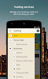 Vueling - Cheap Flights- screenshot thumbnail