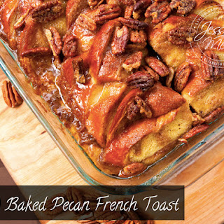Baked Pecan French Toast