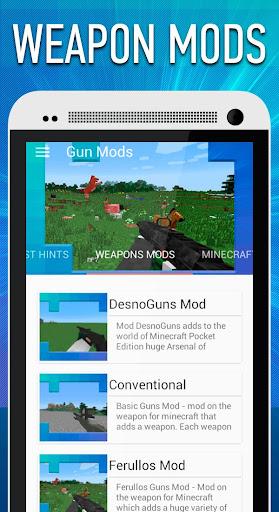 mods for minecraft pe приложение #8