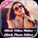 Glitch Video Maker-Glitch Photo Editor icon