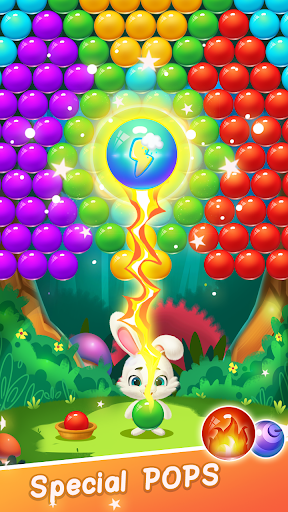 Rabbit Pop- Bubble Mania 3.1.1 screenshots 4