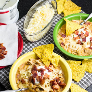 Chicken Bacon Ranch Chili