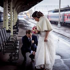 Wedding photographer Alina Kukhareva (CutePhotography). Photo of 25.01.2017