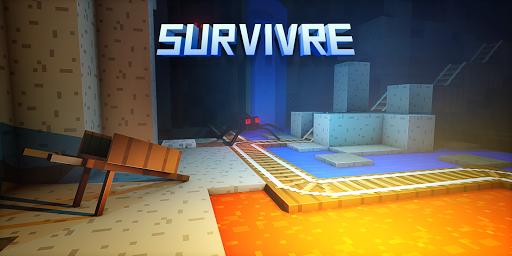 Craftium: Exploration & Survie  captures d'u00e9cran 8