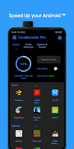 CoreBooster – App and Game Booster 4