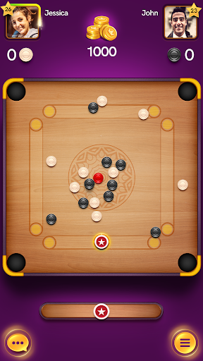 Carrom Pool: Disc Game modavailable screenshots 2