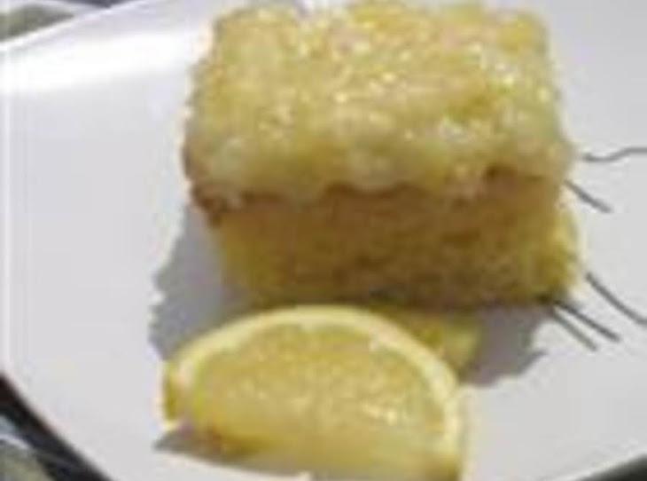 Pineapple-Coconut-7-Up Cake Recipe