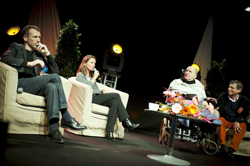 Table Ronde - Emmanuel Faber, Anne Dauphine Julliand et Philippe Pozzo di Borgo (édition 2013)
