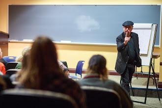 Photo: Jamy Ian Swiss classroom visit