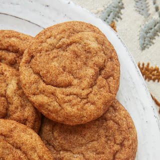 Cookie Butter Snickerdoodles.