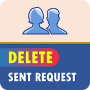 Sent Friend Request Cancel at Once