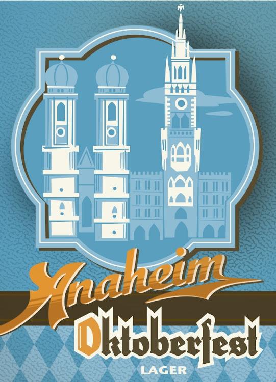 Logo of Anaheim Oktoberfest Lager