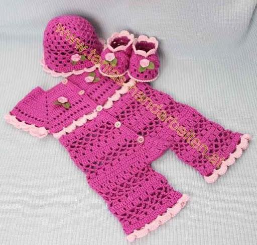 かぎ針編みのチュートリアル
